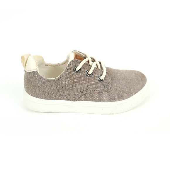 H&M canvas sneakers, little kid size 9.5